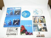 Shinee I'M Your Boy Édition Limitée CD DVD Carte Photo Livre Set Japan F/S