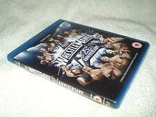 Blu Ray Wrestling WWE Wrestlemania 25