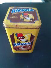 Ancienne boite Banania Voir Photos