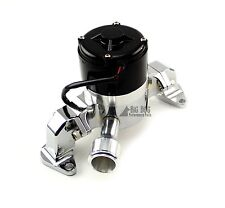 Chrome Electric Water Pump for Chevy Small Block 307 327 350 400  FREE SHIPPING!