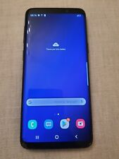 "Samsung Galaxy S9 Sm-g960f 64gb 5.8"" Midnight Black Tim"