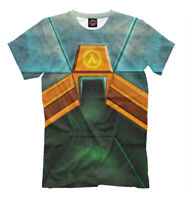 Dr.Gordon Freeman costume t-shirt -  video game tee Half-Life suit outfit party