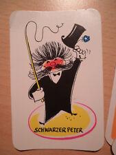 Altes Kartenspiel Schwarzer Peter - Zirkus - Ass