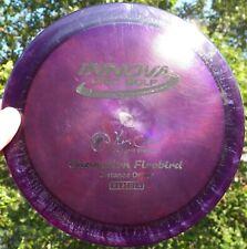 Faf Pearly Flat Firm Innova 12x Champion Firebird 171 gm Disc Golf