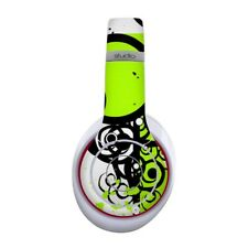 Skin for Beats by Dre Studio Wireless 1/2 - Simply Green - Sticker Decal