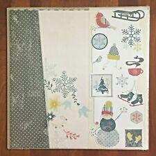 Creative Memories 12 x 12 WINTER ADDITIONS Album Kit