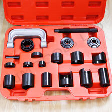 21PCS Ball Joint Service Auto Repair Remover Adapter Master Tools Kit Set 450757