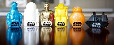 Star Wars™ EPISODE VII The Force Awakens DROID VIEWER Cereal COMPLETE COLLECTION