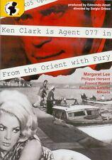 From The Orient With Fury 1965 DVD Dorado Films Sergio Grieco Eurospy