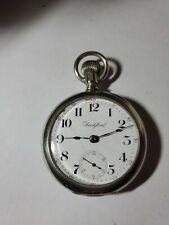 18s rockford pocket watch 11jewel 1887