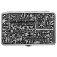 Creative Moistureproof Anti-pressure Cortical Egyptian style Cigarette Case I2V3
