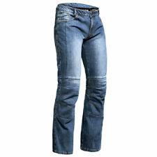 CLEARANCE SALE | Lindstrands Wrap Motorcycle Motorbike Denim Jeans Blue XS