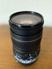 Quantaray AF 100-300mm f4.5-6.7 LDO MC Lens Canon EF #331