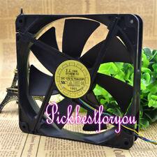 Yate Loon D14BM-12 12V 0.7A 140*25mm 2400rpm pwm 4pin cooling fan MY08 QL YH1