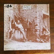 Foghat LP 1972 Bearsville ‎BR 2077 Vinyl Record Album Wax Warner Bros USA