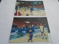 LAKERS KOBE BRYANT RC CANDID PHOTO 3X5 LOT 2-13-97 MCNICHOLS ARENA DENVER RARE!