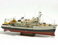 "Re-released, New model ship kit by Billing Boats: the ""Calypso"""