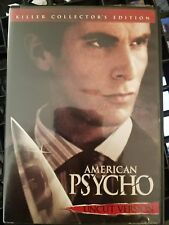 American Psycho (Dvd Movie) Uncut Edition. Christian Bale Jared Leto -Ships Fast