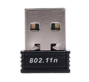 Wireless Dongle Adaptor Mini Usb Wifi Adapter 150Mbps 802.11 B G N Lan Network