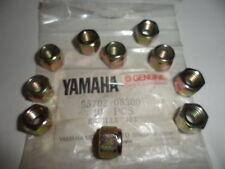 NOS Yamaha Nylon Nuts PZ50W RX10LTG RS90GTXL VK10ZB FX10DL 95702-08300 Qty 10