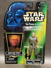 1996 Hasbro Star Wars POTF Grand Moff Tarkin Figure Imperial Issue Blaster Pisto