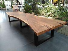 Eichetisch Küchentisch Tisch Debow 490 x 140 cm 200 Jahre alter Stamm
