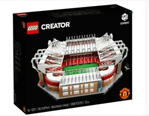 Lego Creator Expert Old Trafford Manchester United (10272) SOLD OUT MISB