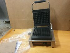 More details for c&a bast  waffle iron maker - heb081 commercial catering