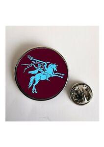 Airborne Forces Parachute Reg Military lapel pin / Key Ring  / Fridge Magnet