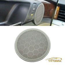 Grey Door Speaker Cover Grill For VW Passat B5 99-05 Jetta MK4 Golf