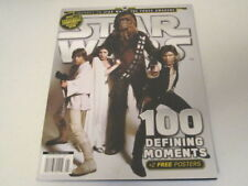 Star Wars Magazine, 100 Defining Moments - Topix Media Specials - Barely Used