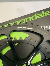 Cannondale 8 Arm Spidering 52/36 Tooth Fits All Si Chainsets New