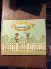 Sam and Emma EDWARD GOREY illus. HC 1971 cat & dog story Donald Nelsen