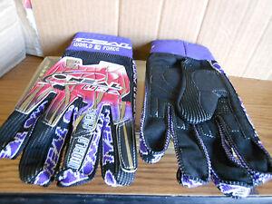 NEW NOS Vintage O'Neal World Force MX Motocross MotoX VMX Gloves AHRMA