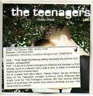 (M324) The Teenagers, Reality Check - DJ CD