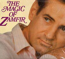 """ZAMFIR """"THE MAGIC OF ZAMFIR"""" LP 1984 heartland"""