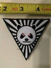 Bad Panda Triangular  Morale Patch, TAD, Triple Aught Design, PDW,