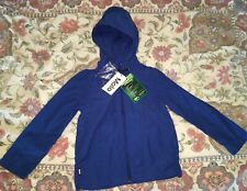 BNWT *MOLO* Boys Girls Blue Lightweight HALTON waterproof jacket 116 5y_6y