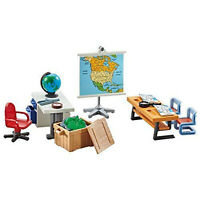 Playmobil Geography Class Building Set 9810 NEW IN STOCK Learning Toys