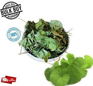 Gotu kola Loose Herbal Tea Dried Leaf /Powder organic - Centella Asiatica Ceylon