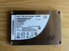 INTEL 160 GB (SSD) 320 SERIES - Health =100% # SOLID STATE DRIVE