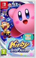 Kirby: Star Allies (Nintendo Switch) New Sealed