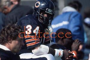 1984 Walter Payton CHICAGO BEARS - 35mm Football Slide