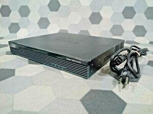 CISCO1921/K9 V05 Router 2 Port IP Base Gigabit Ethernet Integrated Services