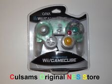 NEW (CLEAR) Controller for Nintendo Wii or GameCube With Guarantee