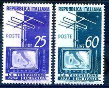ITALIA 1954 - TELEVISIONE SERIE  NUOVA  **