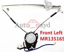 MR135165 Front Left Power Window Regulator w/ Motor For 92-00 Mitsubishi Montero