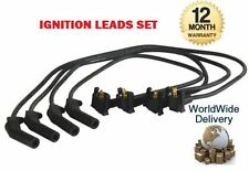 FOR FORD FIESTA + MAZDA 121 1.3 1995-> NEW IGNITION SPARK PLUG LEADS SET