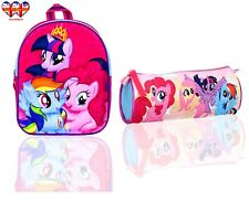 Children Backpack,My Little Pony Pencil Case & 3D Backpack,Official Licensed