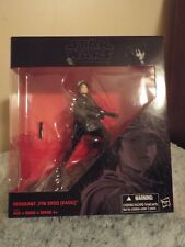 Star Wars The Black Series Sergeant Jyn Erso (Eadu) NIB